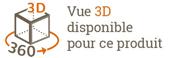 Vue 3D disponible