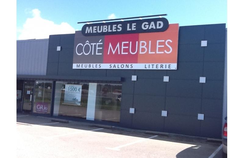 COTE MEUBLES – MEUBLES LE GAD